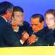 """¨©Soriano Borgioli - Lapresse Montecatini Terme, 4¨Convegno Nazionale _Il Circolo Giovani_ 26-11-06 Montecatini Terme Silvio Berlusconi si sente male - © Soriano Borgioli - Lapresse Montecatini Terme, 4° Convegno Nazionale """"Il Circolo Giovani"""" 26-11-06 Montecatini Terme Silvio Berlusconi si sente male Nella foto: Silvio Berlusconi sviene - Fotografo: Soriano Borgioli"""