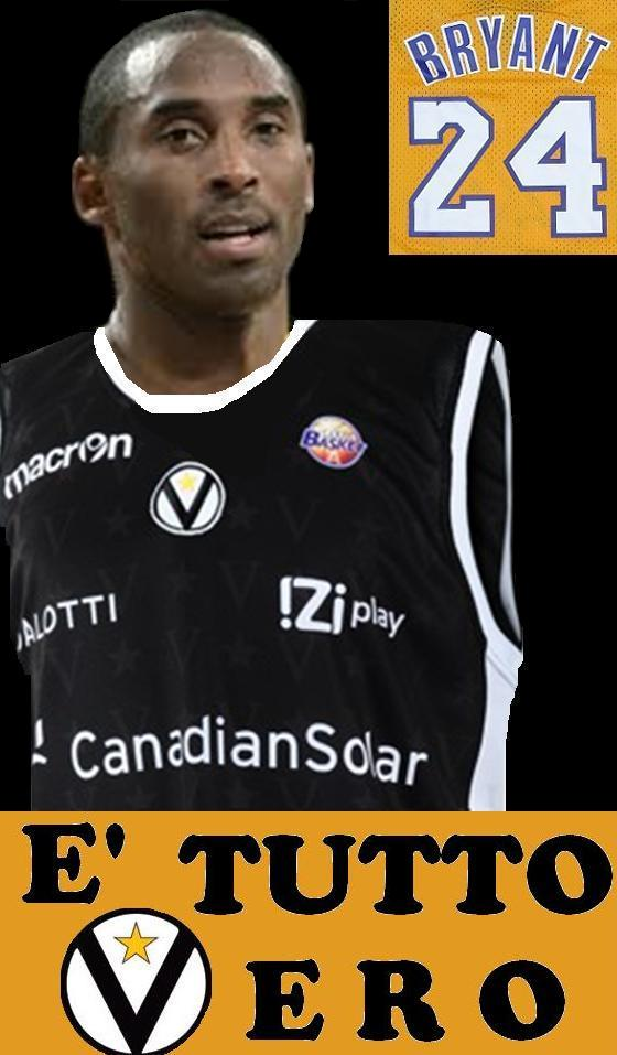 Kobe Bryant alla Virtus: fumata bianca!