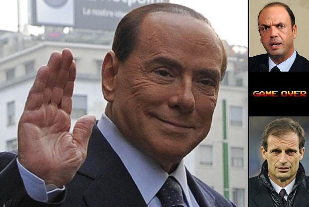 La fine rovinosa dell'ostinato Re Silvio