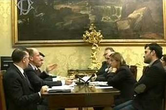 Consultazione Letta-M5S (VIDEO)