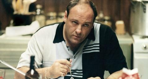 Ciao Gandolfini. Impareggiabile Soprano.