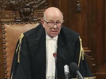 Antonio Esposito, giudice (wagliò) de nò altri