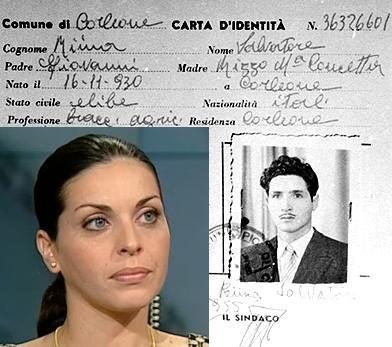 Lucia Riina de nò altri.