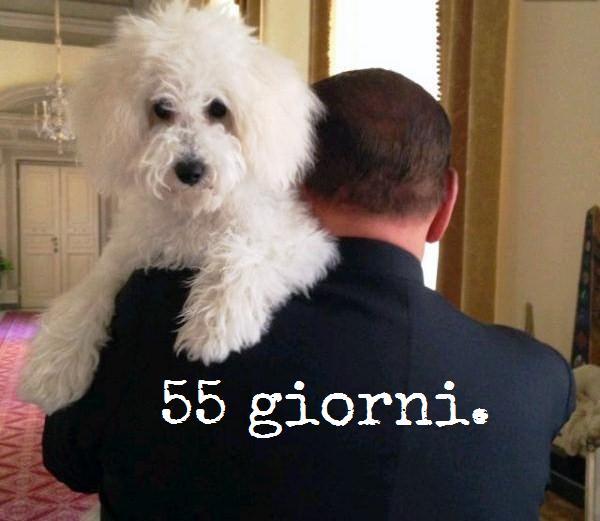 Berlusconi, Napolitano e il Lupo Mondadori.