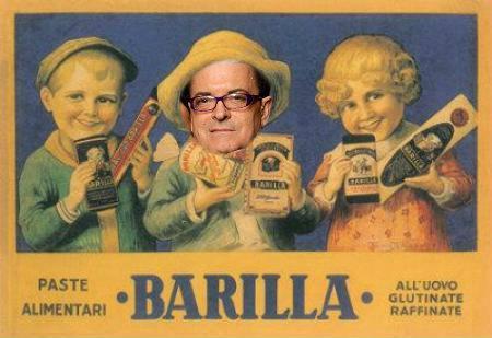 Le faticosissime scuse di Guido Barilla