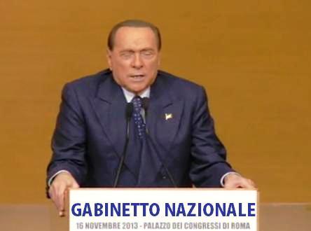 Il malore di Silvio c'è.