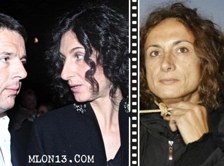 Agnese Landini è Vladi Luxuria