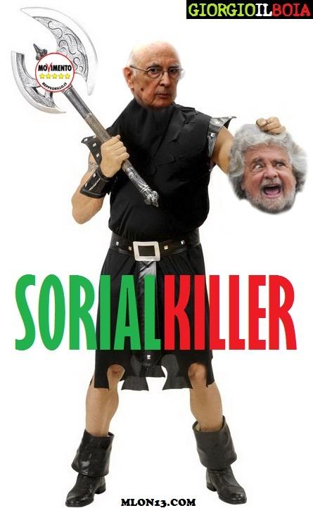 Giorgio Sorial vs Re Giorgio.