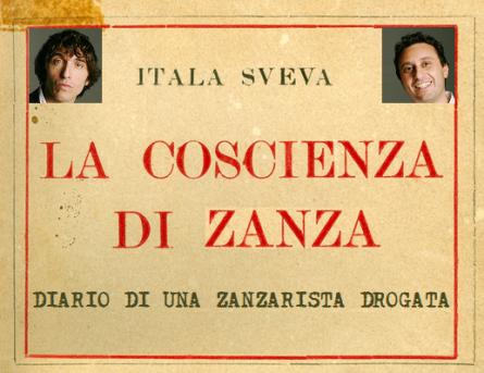 Coscienza di Zanza: diario di zanzarista drogata