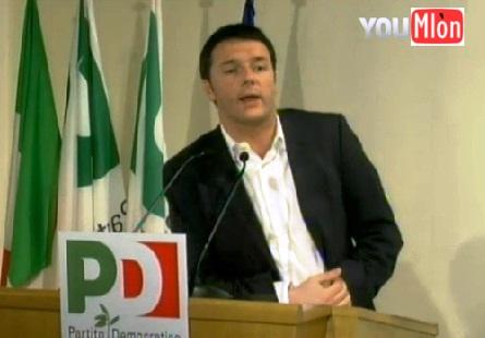DIRETTA #DirezionePD. Parla Matteo Renzi