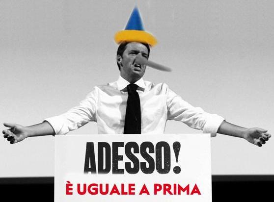 Tutte le balle di Renzi Pomicino