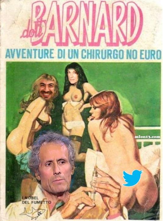 Paolo Barnard, economista dannato anti donna-Euro