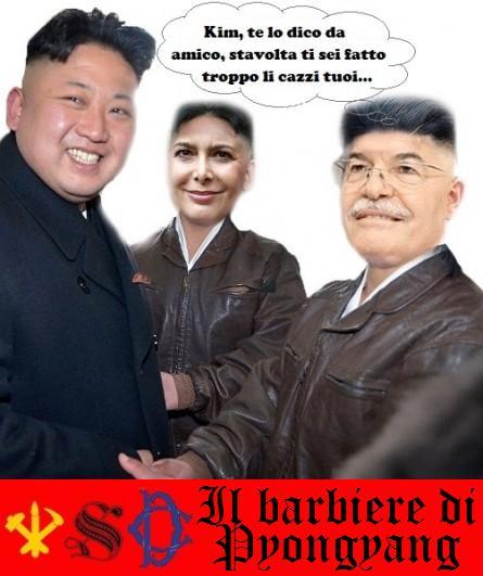 KIM JONG-RAZZI