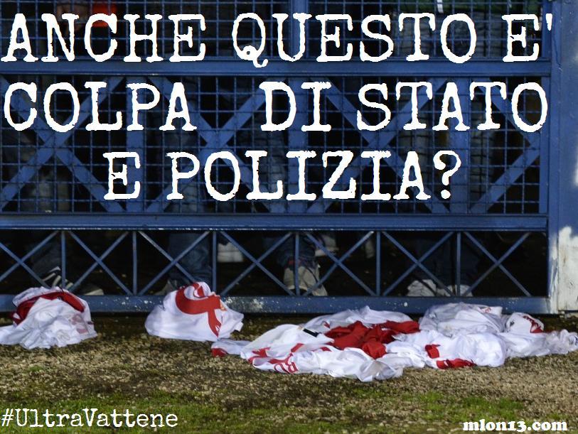 Vergogna Padova: 30 ultras per 30 denari