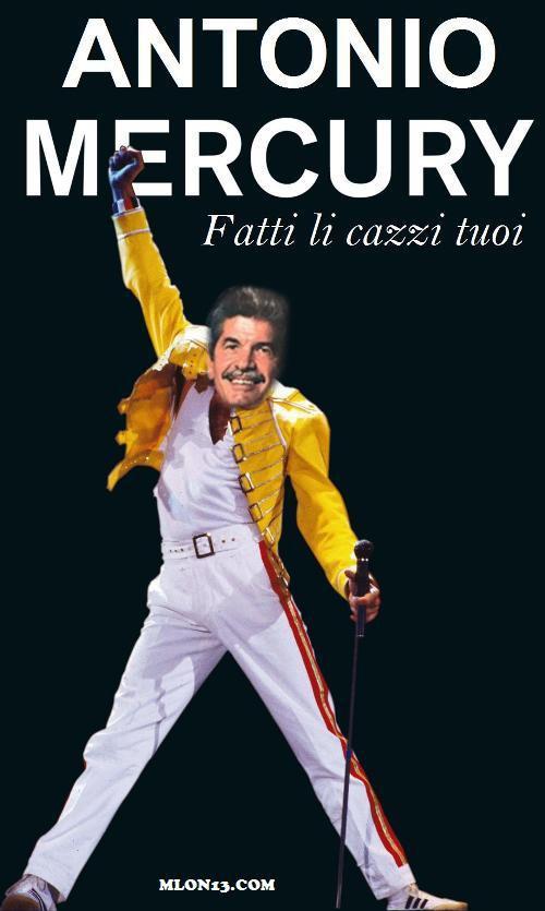 Antonio Mercury