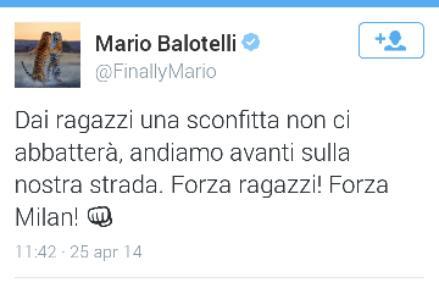 Balotelli vs Sky (video)