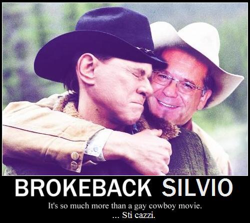 Cecchi Paone, la svolta gay friendly di Silvio