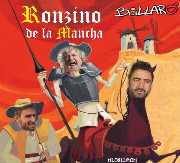 Nuovi idoli: Alfredo Ronzino in Ballarò