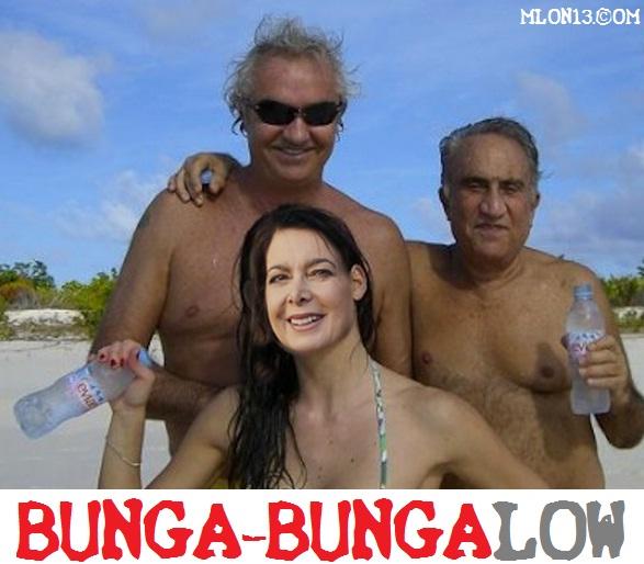 Tutti nel bungalow della Boldrini!
