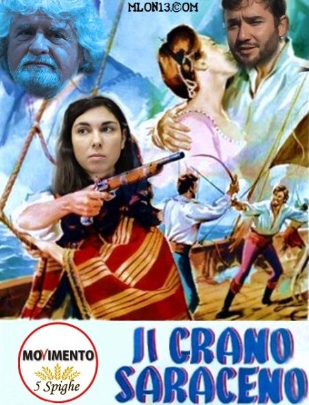 Achtung! Grano Saraceno grillino!
