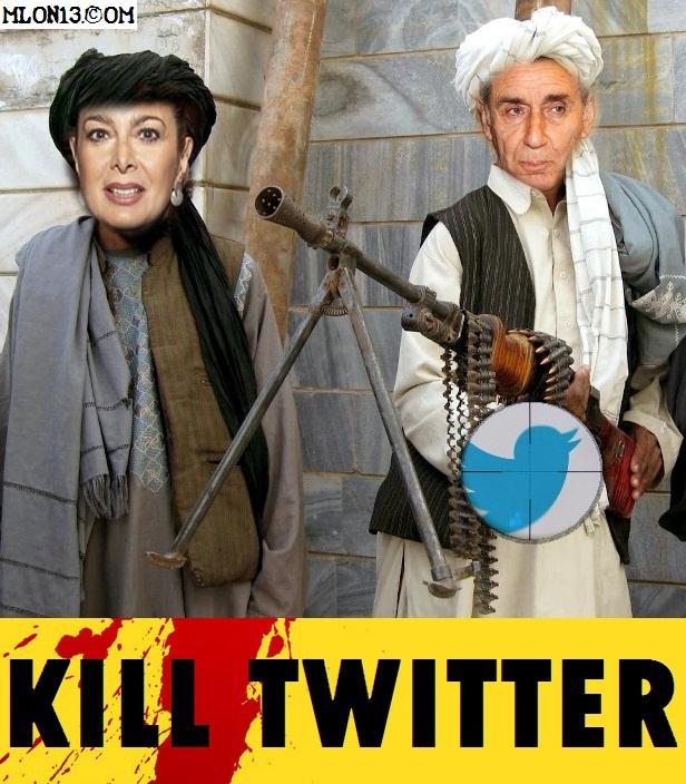 """Taleban"" Boldrini prepara l'attacco"