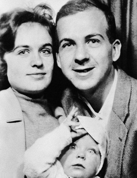 Oswald e famiglia