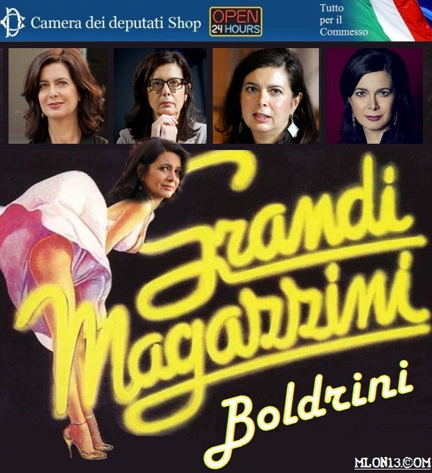 Spending-collant by Boldrini.