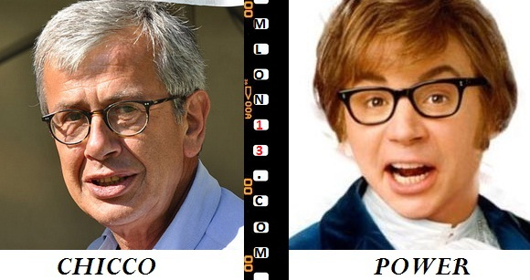 Enrico Chicco Testa è Austin Powers.