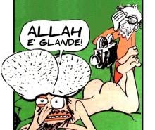 ALLAH E' GLANDE