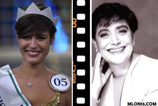 Alice Sabatini (Miss Italia) è Mia Martini