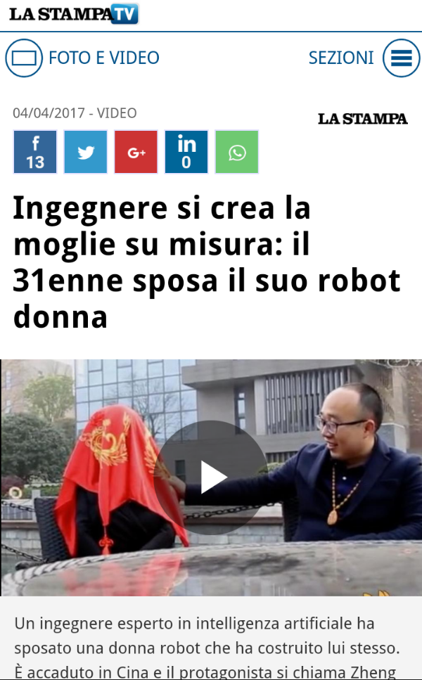 L'AMORE AL TERZO MILLENNIO