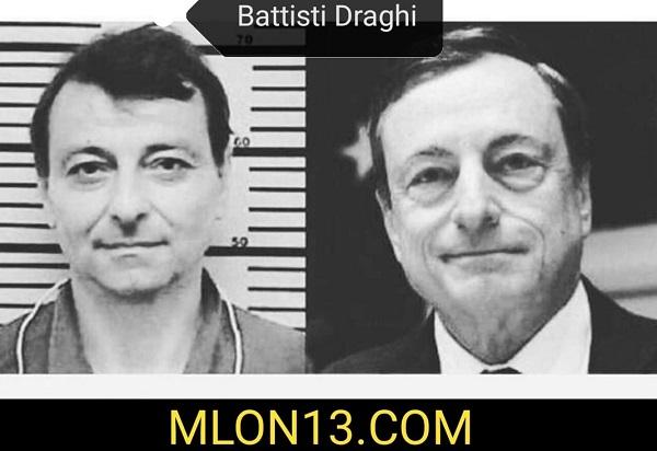 Cesare Battisti è Mario Draghi