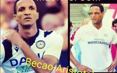 Rodrigo Becão è Aristoteles