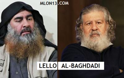 Al Baghdadi è Lello Arena