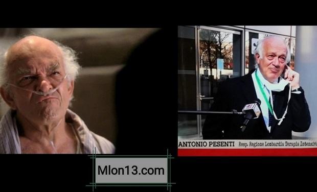 Antonio Pesenti è Hector Salamanca